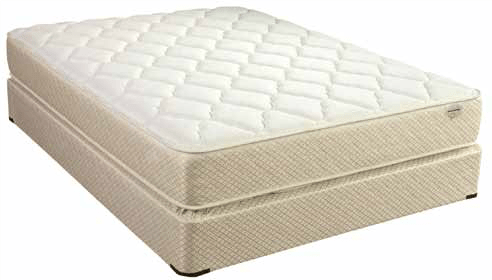 bare brand new mattress set
