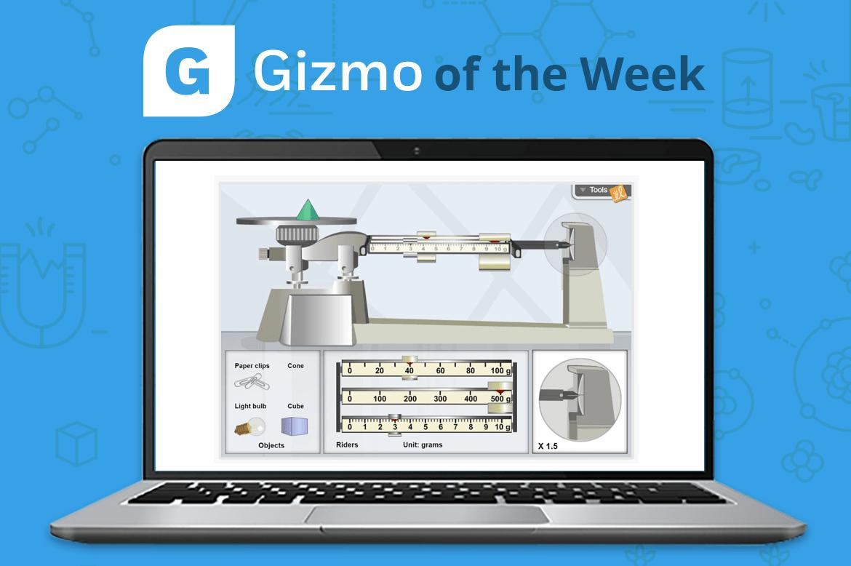 Gizmo Of The Week Triple Beam Balance