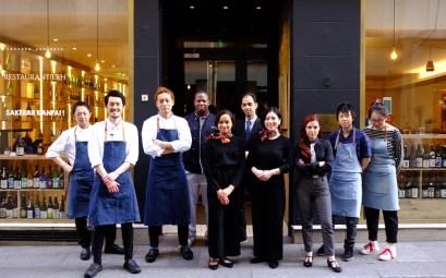 Equipe Maison du Saké