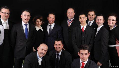 Jury du Meilleur Apprenti de France