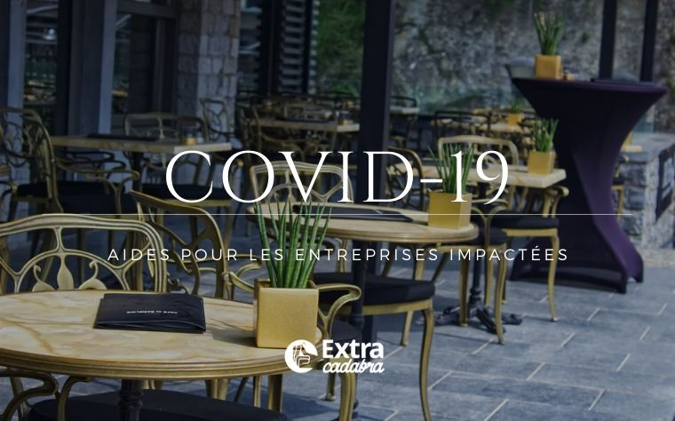 Aides restaurateurs Covid-19