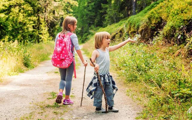 kids – family-friendly hikes