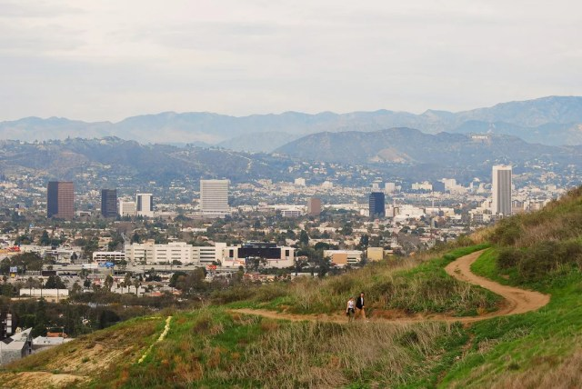 Baldwin Hills Scenic Overlook in Culver City, Los Angeles