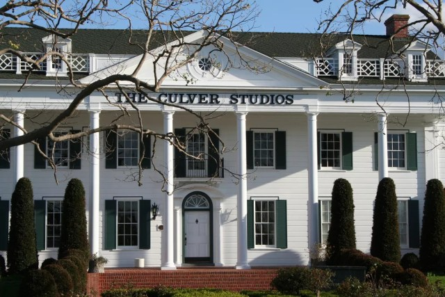 The Culver Studios in Culver City, Los Angeles