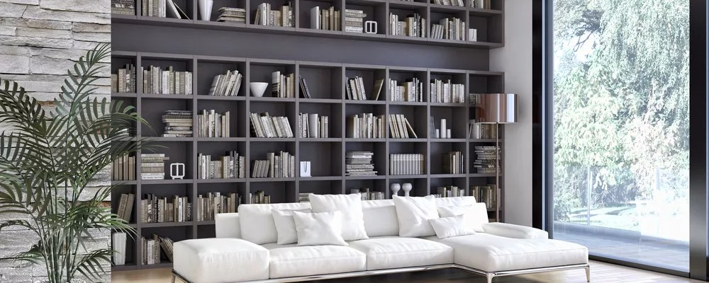 How To Make A Home Library Design Furniture