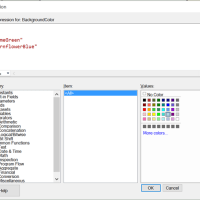 "Using ""Transparent"" option in SSRS, and prevent the 'Not a Valid BackgroundColor' Error"