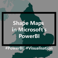 Using the New Shape Maps in Microsoft PowerBI