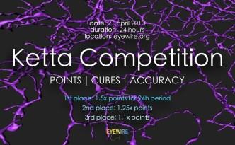 Ketta Competition EyeWire