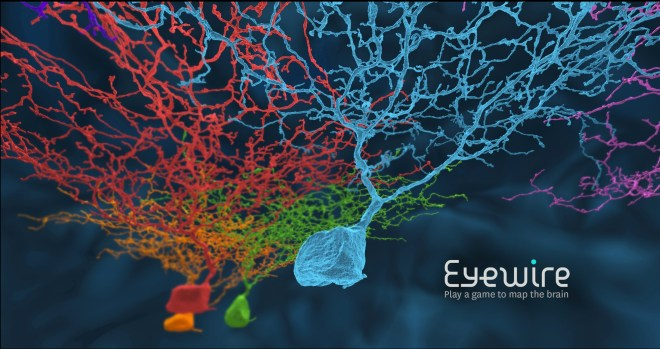 EyeWire: a game to map the brain