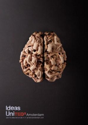 humanbrain TEDxAmsterdam, eyewire, brain, ballerina brain, TEDx, TEDxAmsterdam