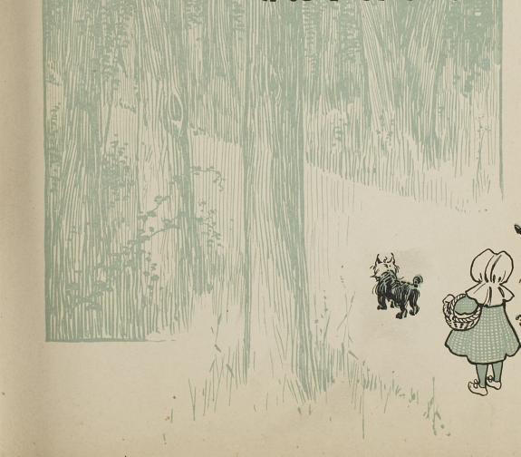 Illustration by Frank L. Baum