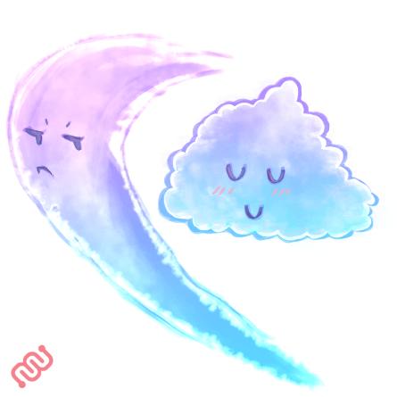 Cloud together