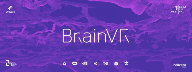 BrainVR, Alex Norton, Eyewire, Amy Robinson, Citizen Science, Tribeca Film Festival, Vive