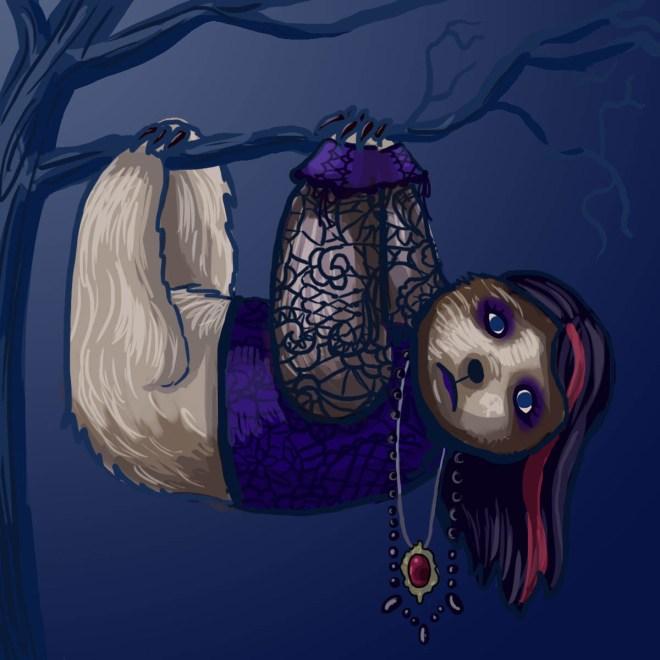 goth, sloth, Eyewire, citizen science