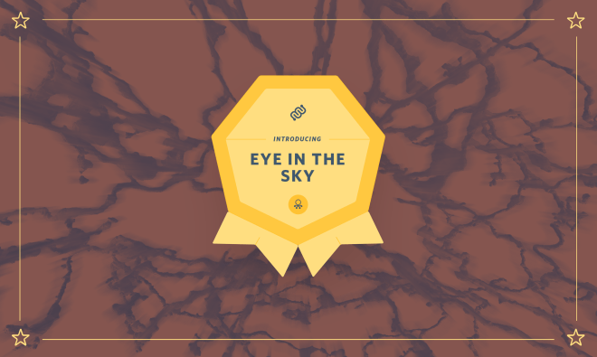 marathon, eyewire, eye in the sky, skywire, cell name