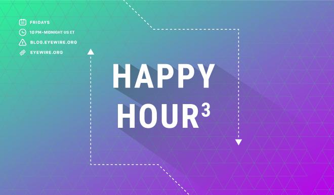 Happy Hour, Eyewire, HH, HH3, citizen science,