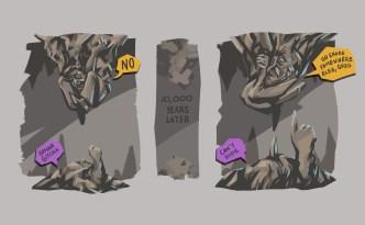 Stalagmite, stalactite, cave, comic, funny cave, geez steve, funny stalactite, funny stalagmire