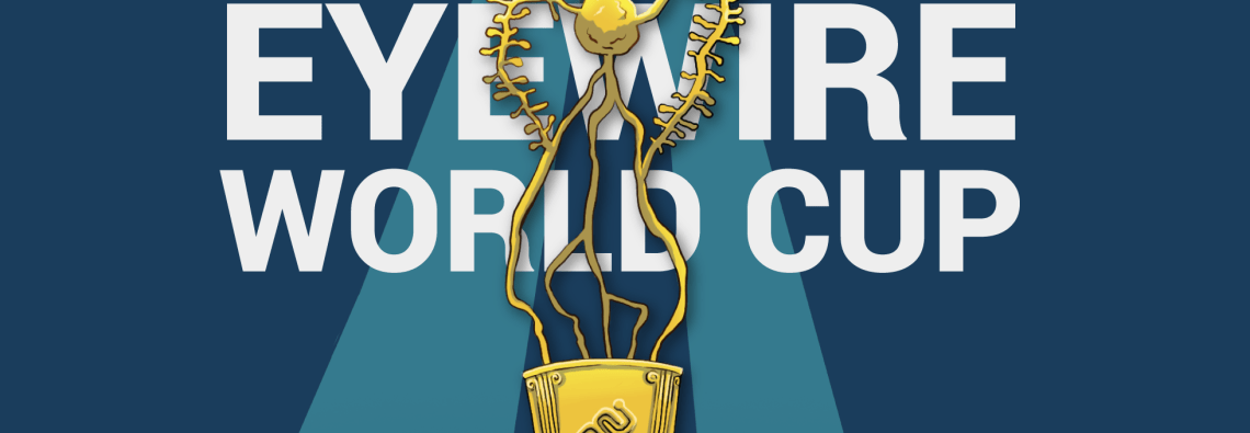 eyewire cup, world cup, eyewire competition, competition, neuroscience, banner, sciart
