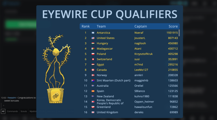 soccer, football, competition, neuroscience, eyewire cup, world cup, eyewire world cup