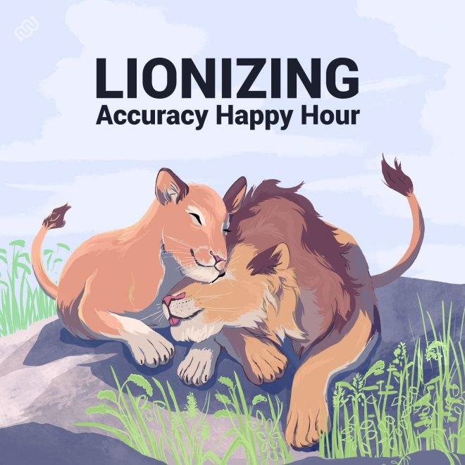 Lionize, eyewire, citizen science, Happy Hour, zoo brains, brain zoo, brain, neuroscience, cit sci, lions, dopamine, ocytocin, research