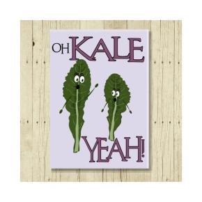 valentine's card, funny, humor, pun, lol, dad jokes, punny, geek, geeky card, kale yeah