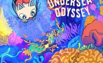 Eyewire, citizen science, marine biology, Undersea Odyssey, Nurro