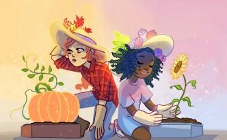 spring, autumn, Eyewire, citizen science