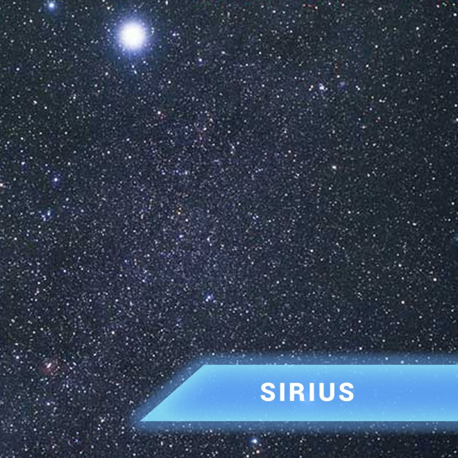 Sirius, Eyewire, citizen science, astronomy, Great Galactic Voyage, stars, outer space