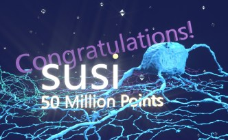 Eyewire, community, congratulations, susi, 50 million points