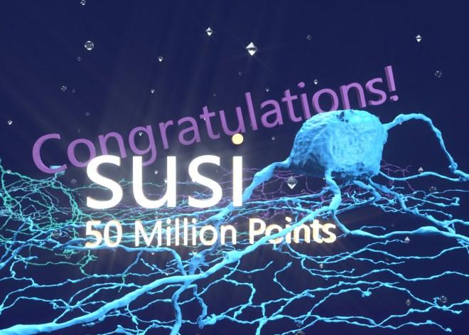 Eyewire, community, congratulations, susi