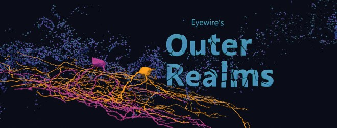 Outer Realms, eyewire, e2198, science, citizen science