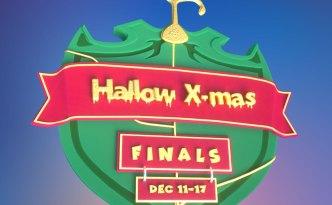 citizen science, Eyewire, Halloween, Xmas, Hallow-Xmas, holiday