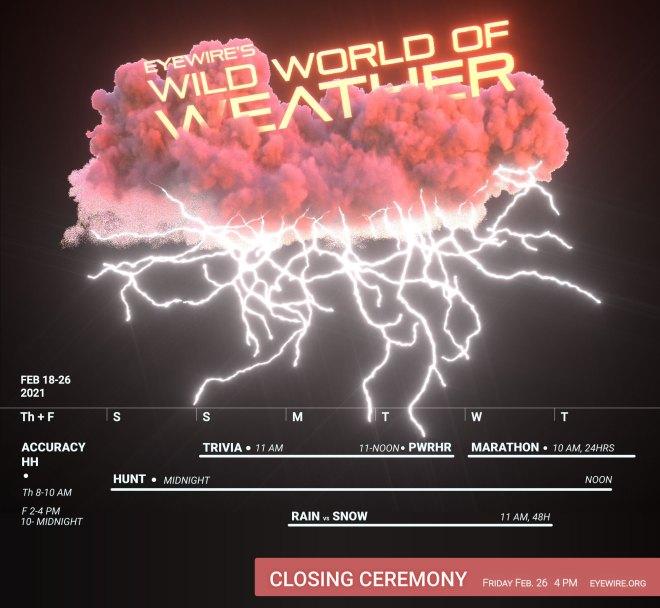 Eyewire, citizen science, Wild World of Weather, meteorology