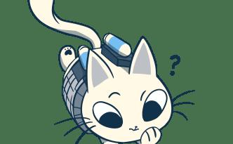 nurro, art, cat, trivia