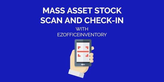 mass asset scan