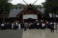 神宮大会開会式