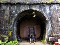 トンネル蔵