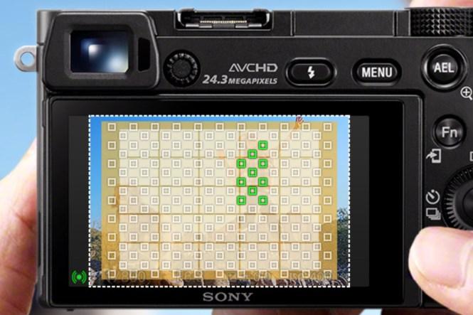 mirrorless Sony A6000