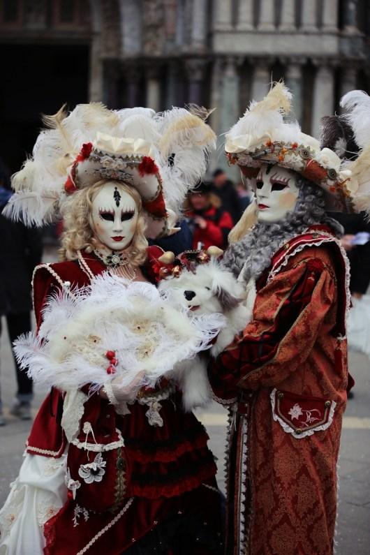 masti venetiene de carnaval