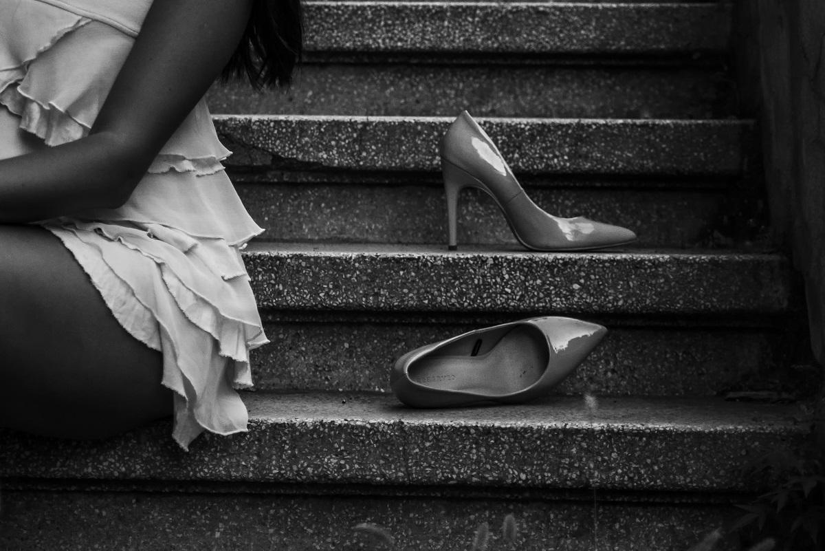 fotografia alb-negru