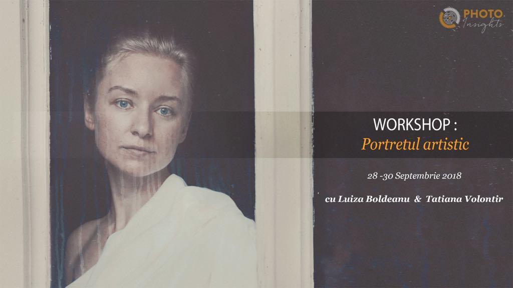 portret artistic