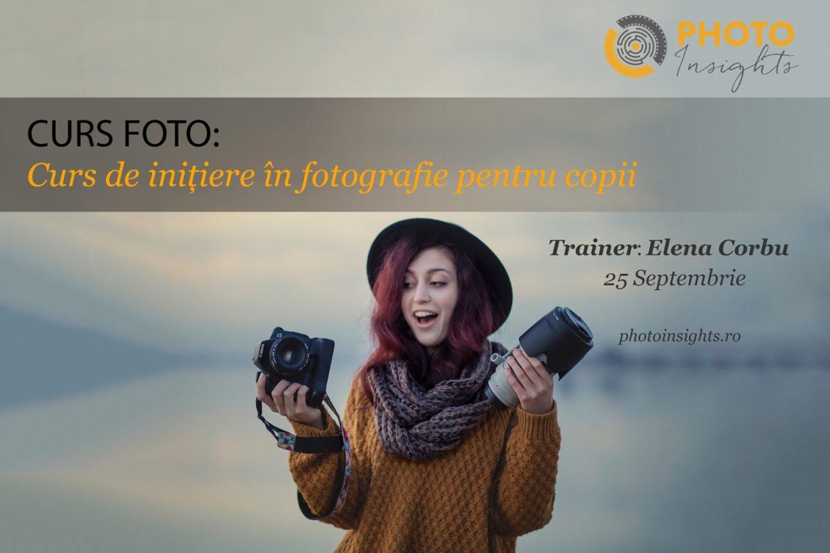 cursuri foto copii