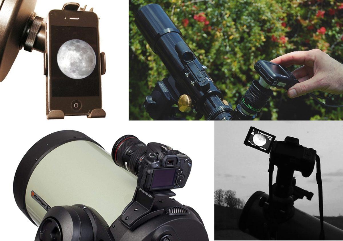 astrofotografie echipamente