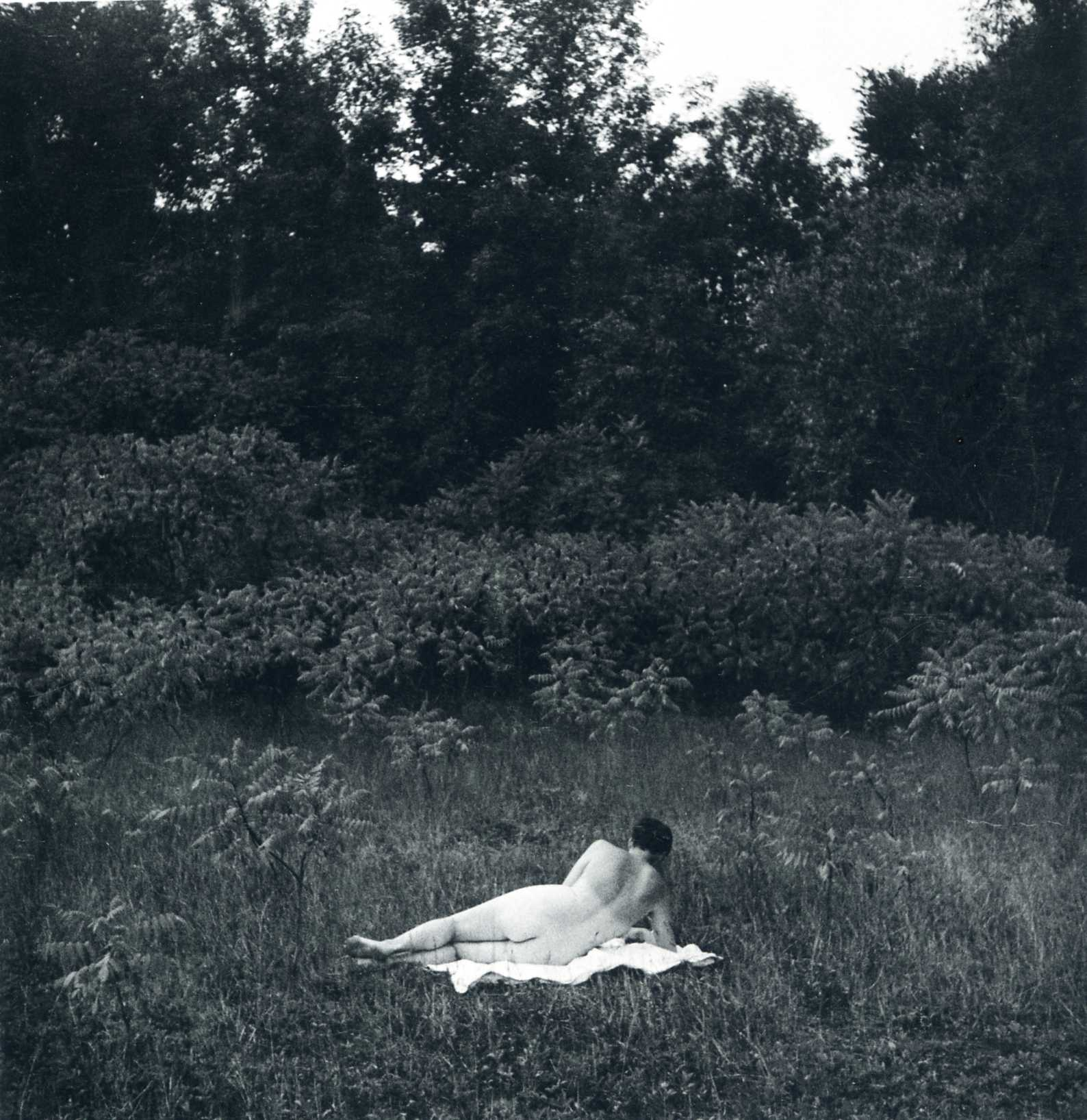 fotografia de nud
