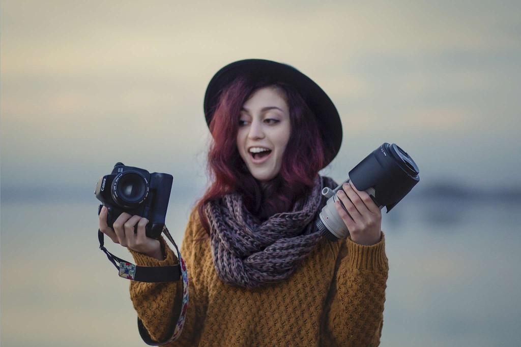 Atelier de fotografie pentru copii și adolescenți