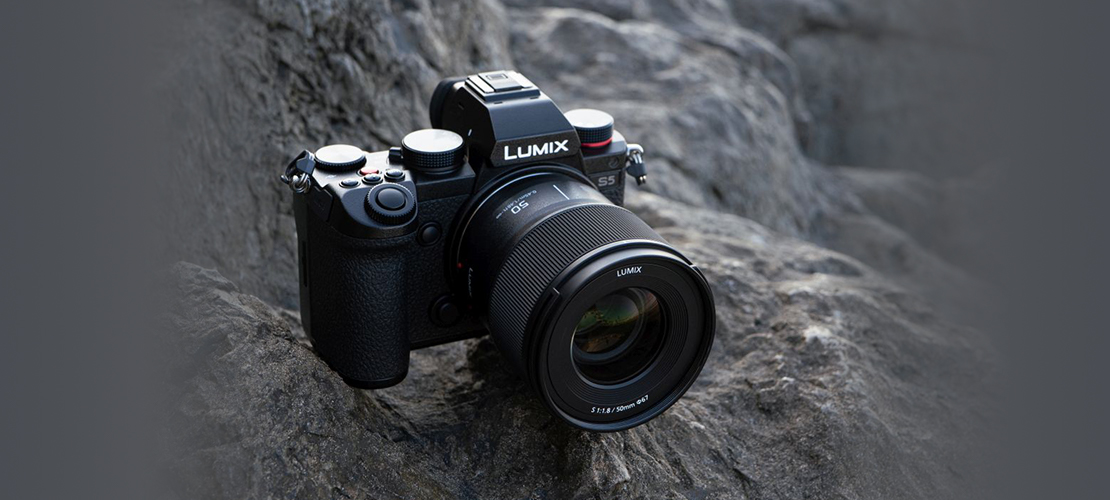 Panasonic 50mm F1.8 – un nou obiectiv ușor cu focală fixă pentru seria LUMIX S