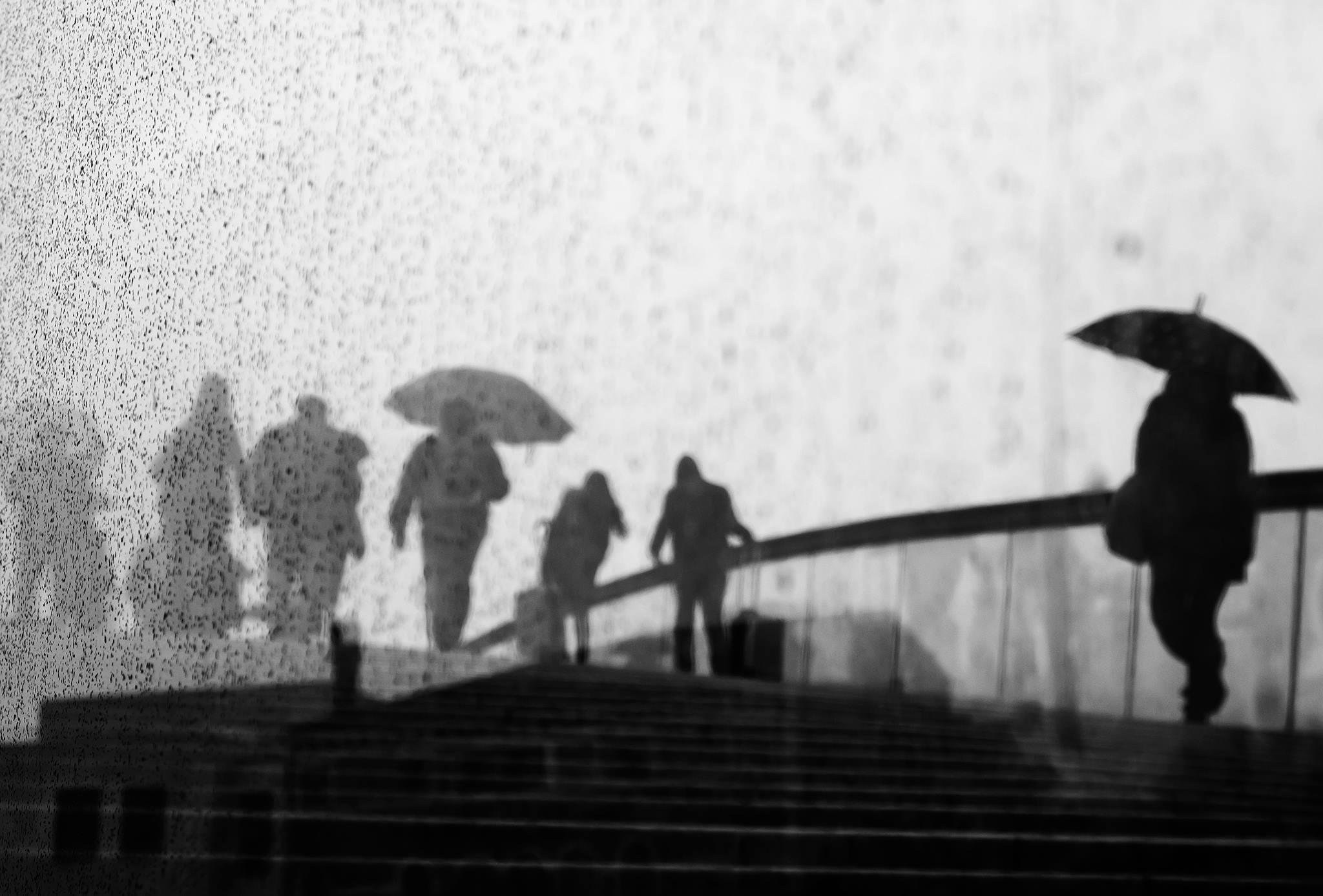 50 de fotografii cu ploaia și curcubeie superbe
