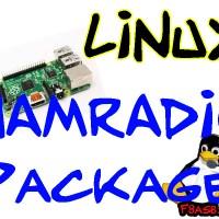HAMRADIO sous Linux sur un Raspberry Pi