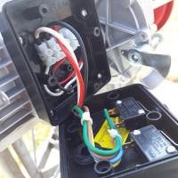 Motorisation pylône Versatower : Partie Electrique