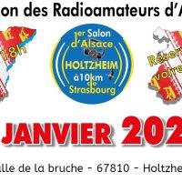 Samedi prochain c'est le salon de Strasbourg !